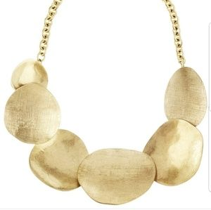 Chloe and Isabel Overlapping Disc Collar Necklace